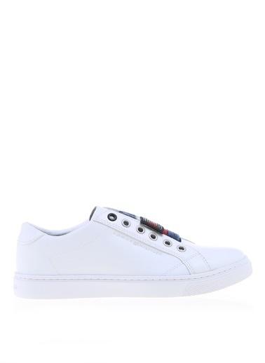 Tommy Hilfiger Sneakers Beyaz